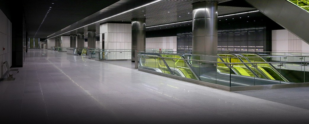 Canary Wharf Crossrail station construction completes