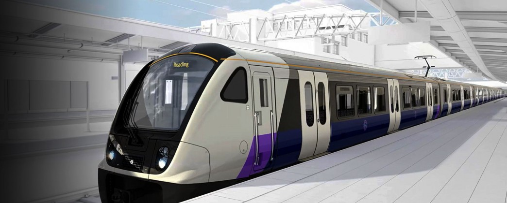 Mayor and TfL unveil design for new Crossrail trains