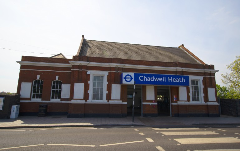Chadwell Heath Station