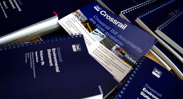 Crossrail Act 2008 and Crossrail Bill supporting documents