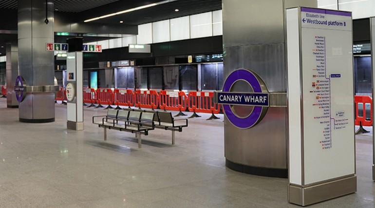 Canary Wharf Station_333804
