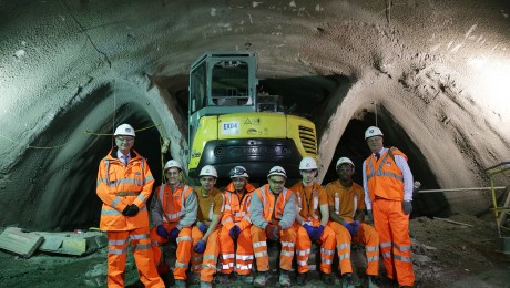 Jobseekers benefit as Crossrail sets standard for attracting out of work into apprenticeships