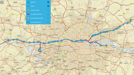 Explore Crossrail Near You
