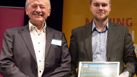 Apprentices celebrated at Crossrail�s annual awards