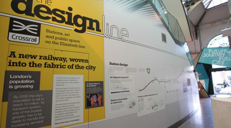 Design Line exhibition opens at London Transport Museum_241546