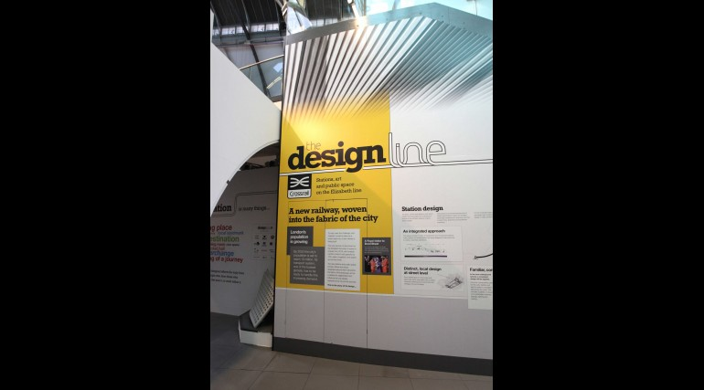 Design Line exhibition opens at London Transport Museum_241549