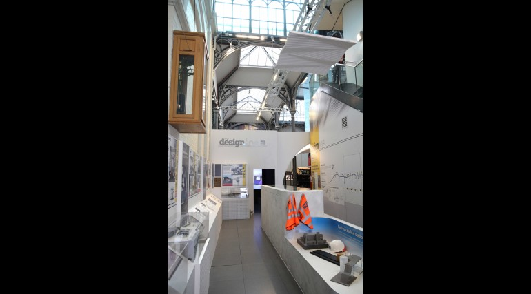 Design Line exhibition opens at London Transport Museum_241555