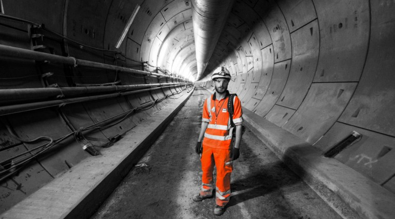 Ed Batty - Shift Engineer, Crossrail Western Tunnels_149858