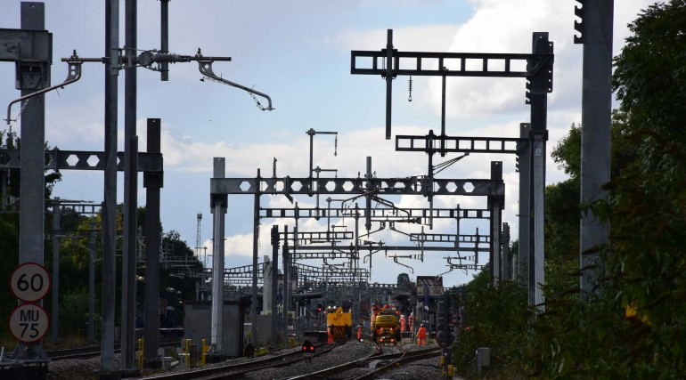 Electrification for Crossrail programme_252885
