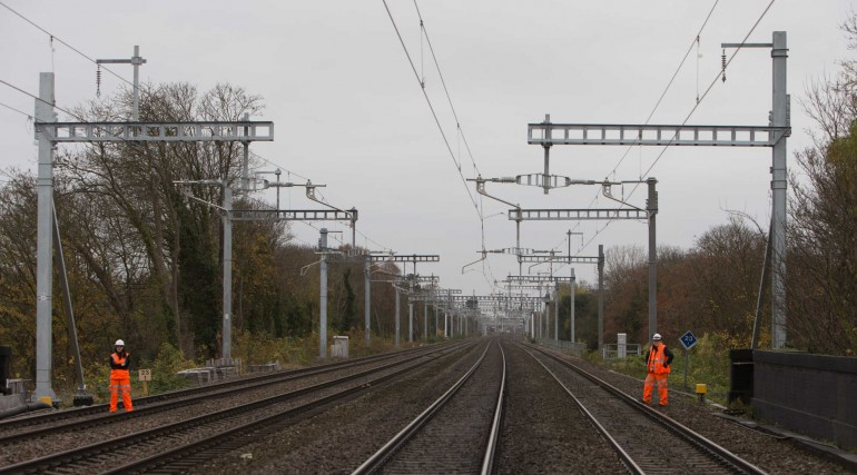 Electrification for Crossrail programme_252890
