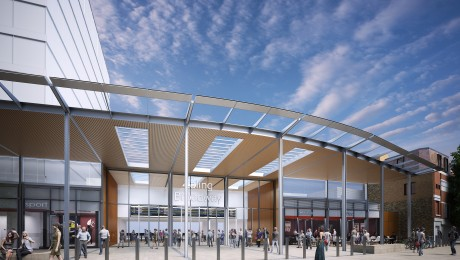 Green light for Crossrail improvements at Ealing Broadway station