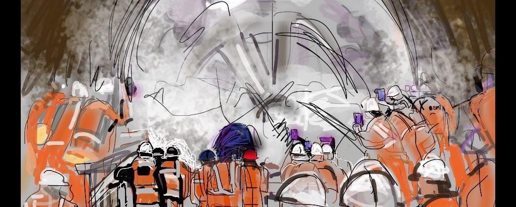 CROSSRAIL'S DIGITAL ART DIARY