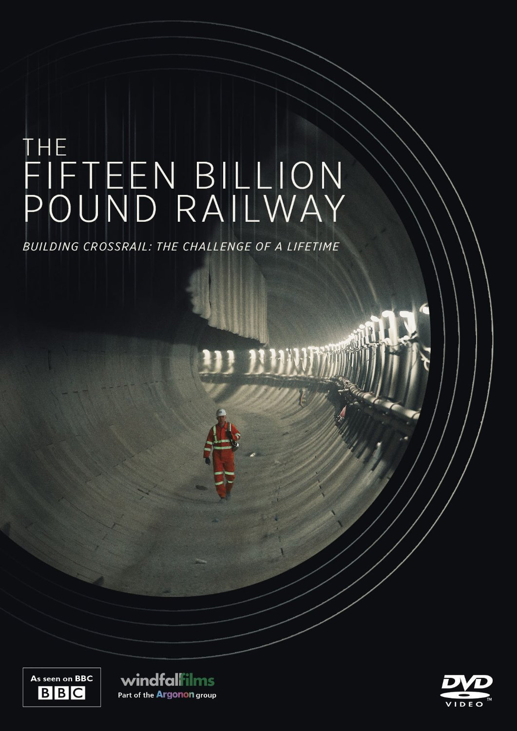 Fifteen Billion Pound Railway DVD