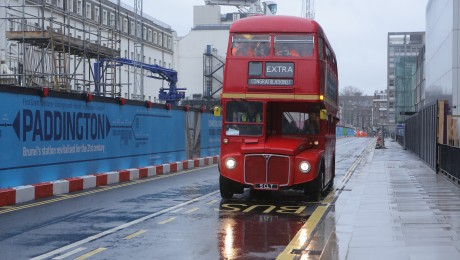 Paddington�s Eastbourne Terrace reopens to buses