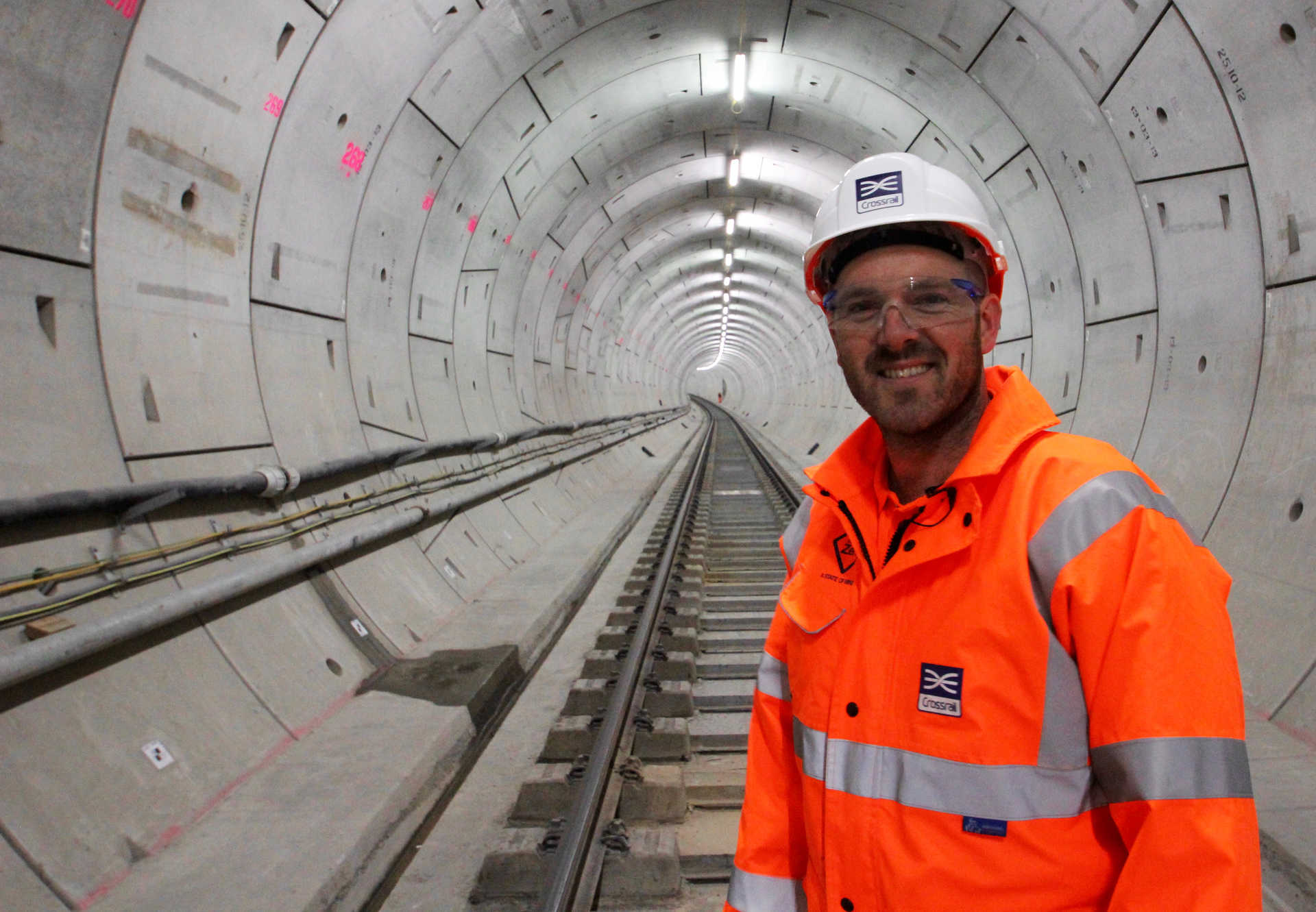 Gregg Purcell - Construction Manager_ Crossrail Railway Systems team_214807