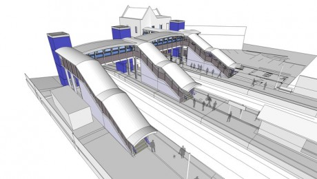 Crossrail improvement works begin at Harold Wood station