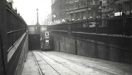 Kingsway Tram Tunnel's role in construction of the Elizabeth line complete​