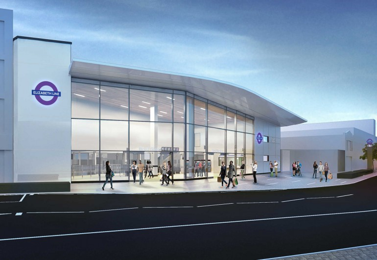 Go-ahead for major transformation of Ilford station