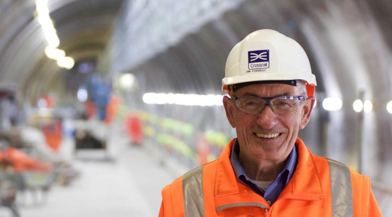 Jim Forrest - Site Manager_ Whitechapel station_269855