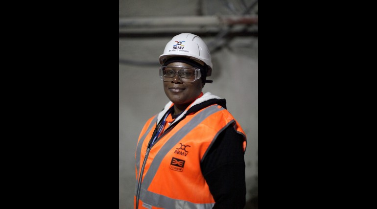 Michelle Umagho-Ukueku - Health and Safety Advisor working for Crossrail Limited_211968