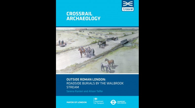 Crossrail archaeology - Outside Roman London cover_292051