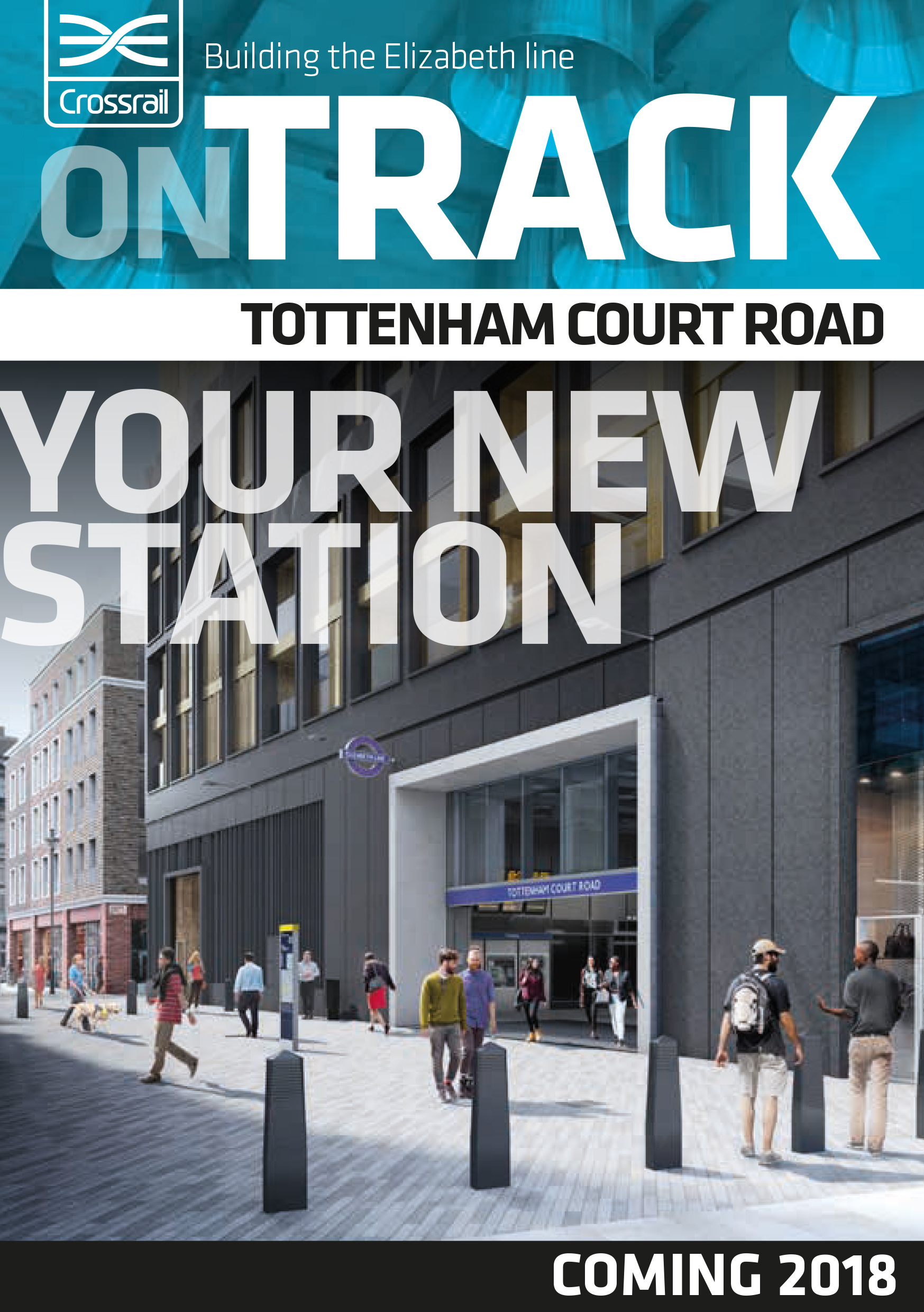 OnTrack - Tottenham Court Road