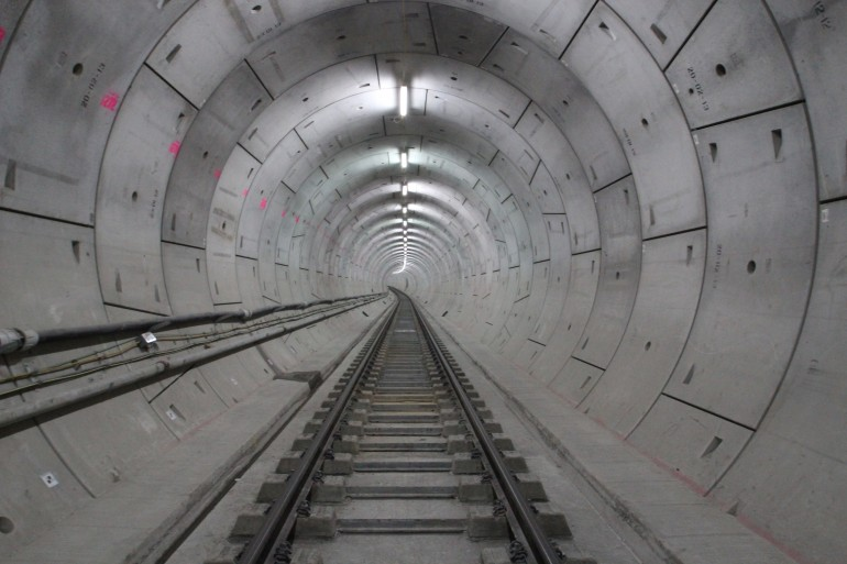 Key milestones for Crossrail project during 2016
