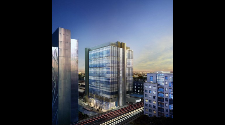 01 Paddington - Triangle Site Development