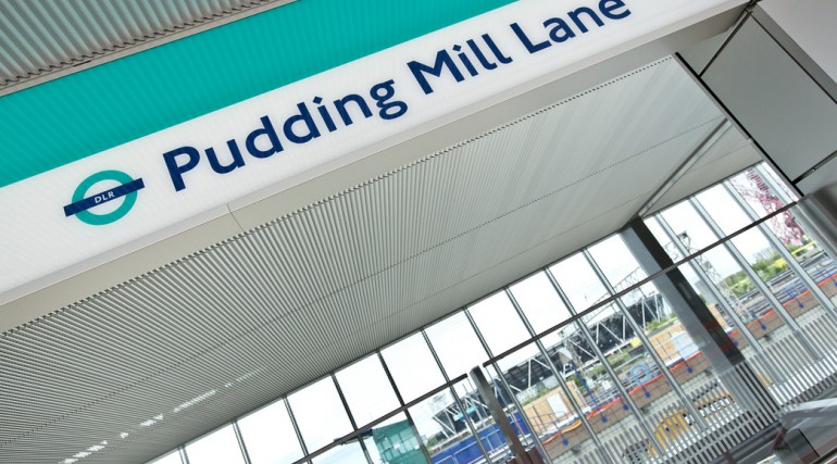 Pudding Mill Lane opening_137184