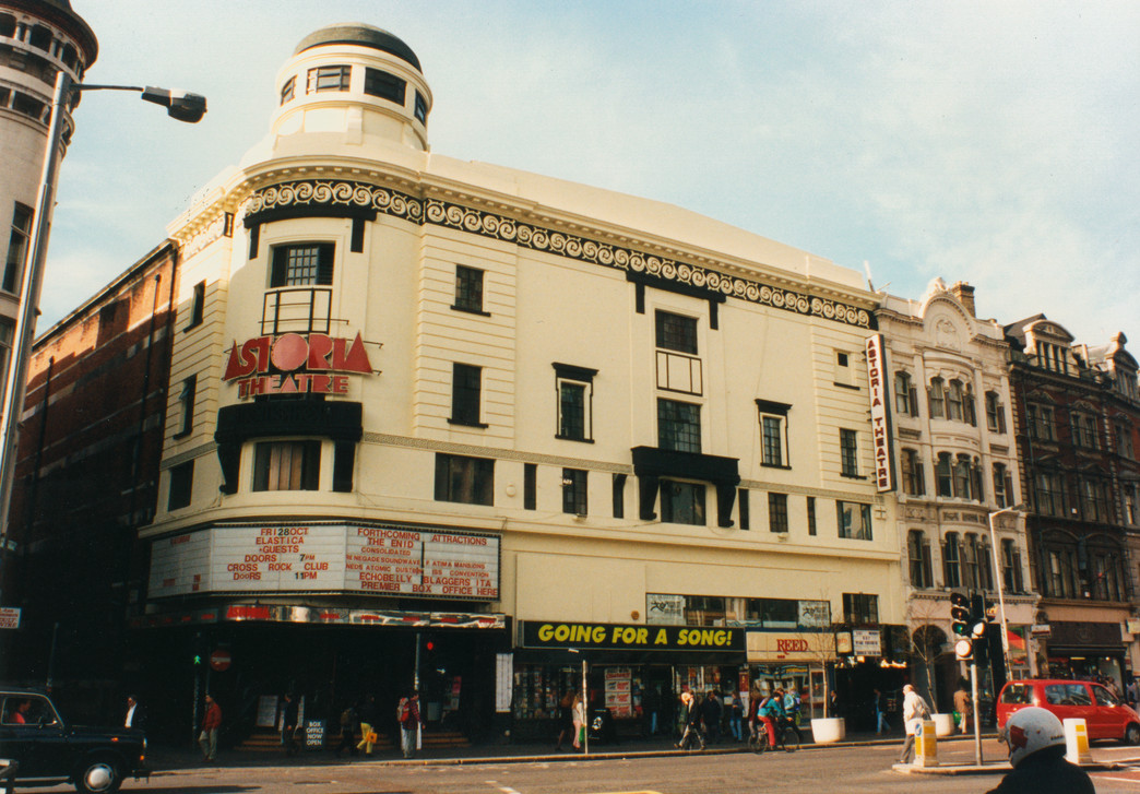 Photo of The Astoria Theatre taken in 1994_123470