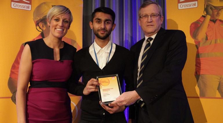 Rajeev Chavda - Advanced Infrastructure Apprentice of the Year_230321