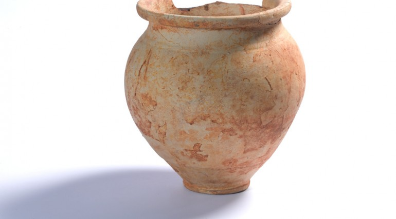 Roman pot made at Brockley Hill_124266