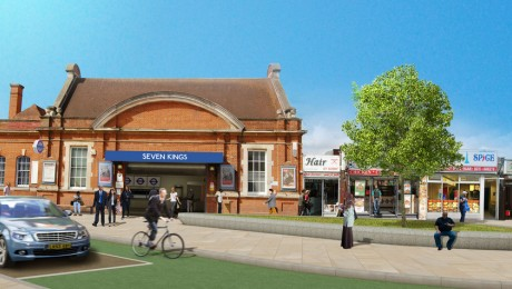 Contract awarded to bring step-free access to Maryland, Manor Park and Seven Kings stations
