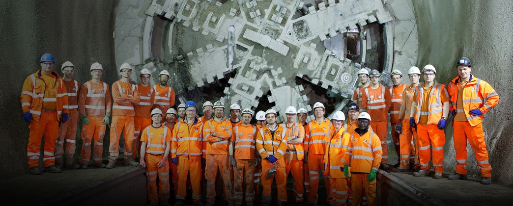 Unprecedented fortnight of tunnelling milestones