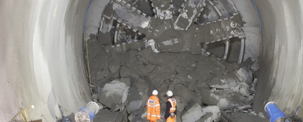 Tunnelling 75% complete following Victoria breakthrough