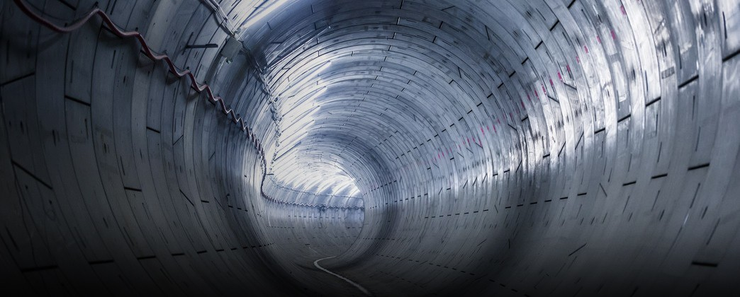 Breakthrough: Crossrail's tunnelling story