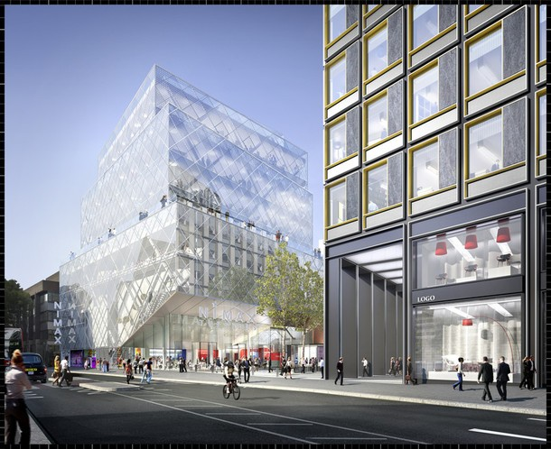 Crossrail plans to transform Tottenham Court Road and West End approved