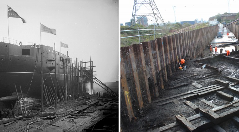 Thames Iron Works 1837-1912: a major shipbuilder on the Thames