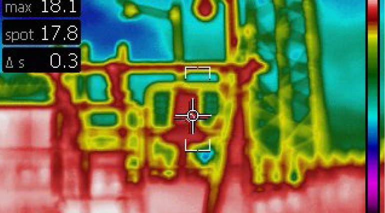 Thermal imaging for monitoring concrete_208554