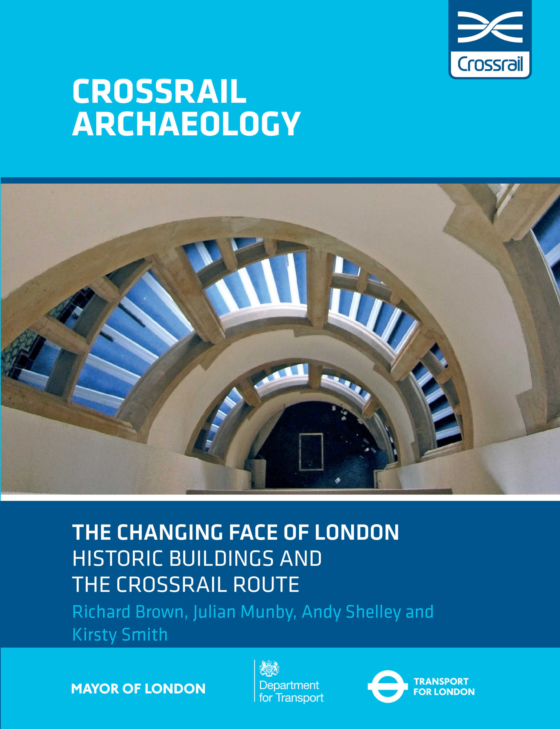 The Changing face of London - Historic Buildings and the Crossrail route_257622