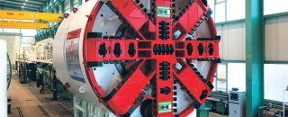 Manufacture of Crossrail�s tunnel boring machines to get underway shortly