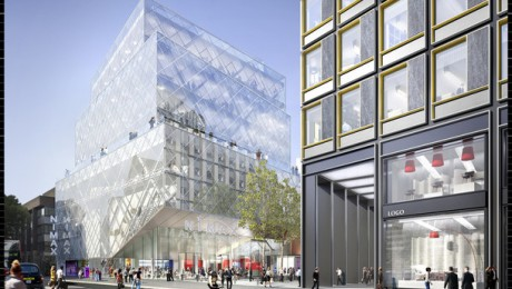Crossrail submits development plans to transform Tottenham Court Road and West End