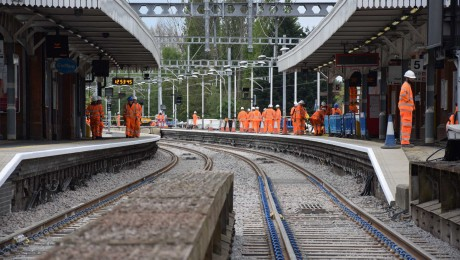 Shenfield ready for new trains as TfL Rail services return