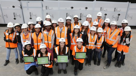 Crossrail hosts competition to attract female engineers