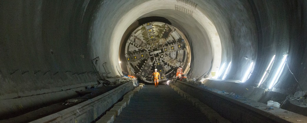 VIDEO: Constructing Whitechapel Station