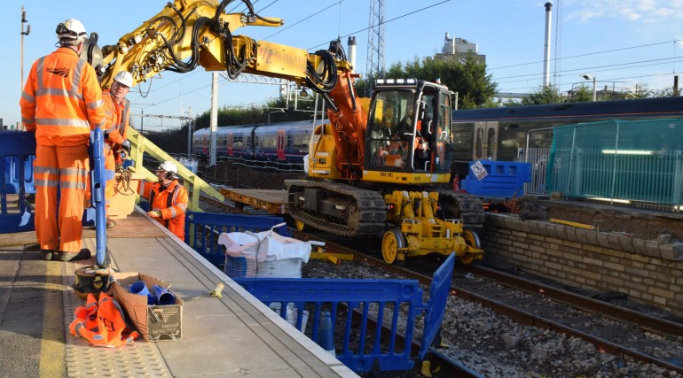 Work at Hayes _ Harlington station_256446