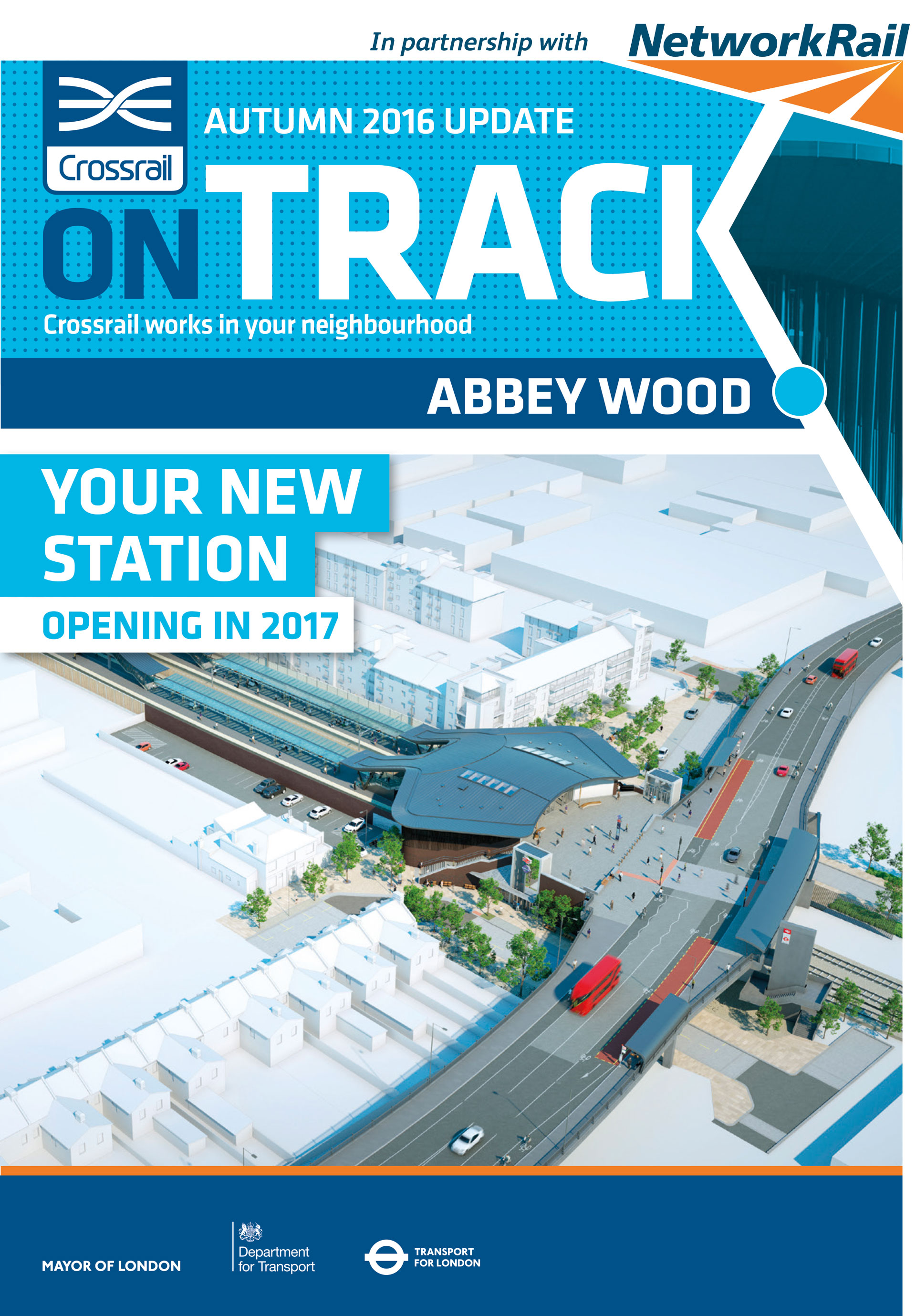 OnTrack Abbey Wood Station