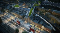 Crossrail's Urban Realm: the Public Spaces outside the Stations