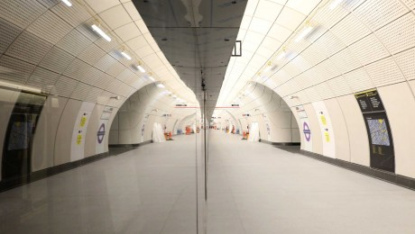 New images highlight critical role of UK suppliers in delivery of the Elizabeth line