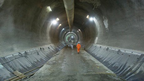 Construction of new Crossrail stations hits halfway mark